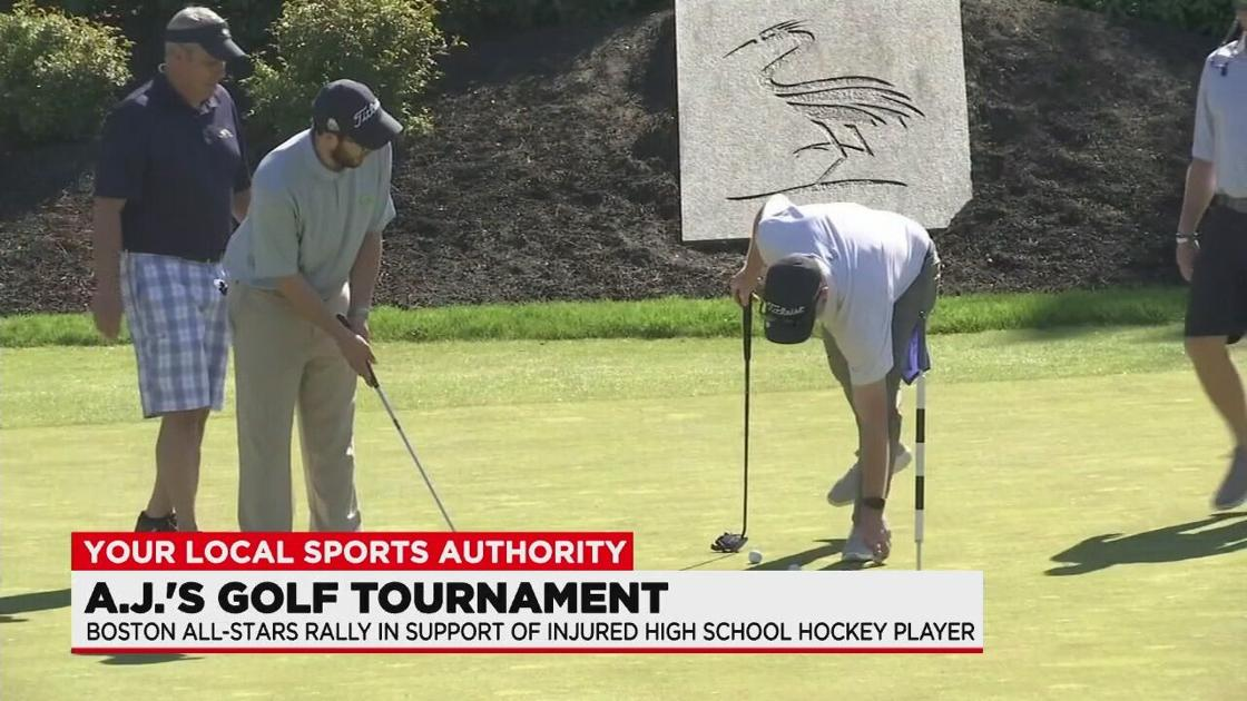 celebrity-golf-tournament-held-to-help-hockey-player-injured-in-west-springfield-game