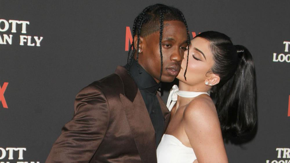 kylie-jenner-and-travis-scott-do-not-label-their-romance- -celebrities