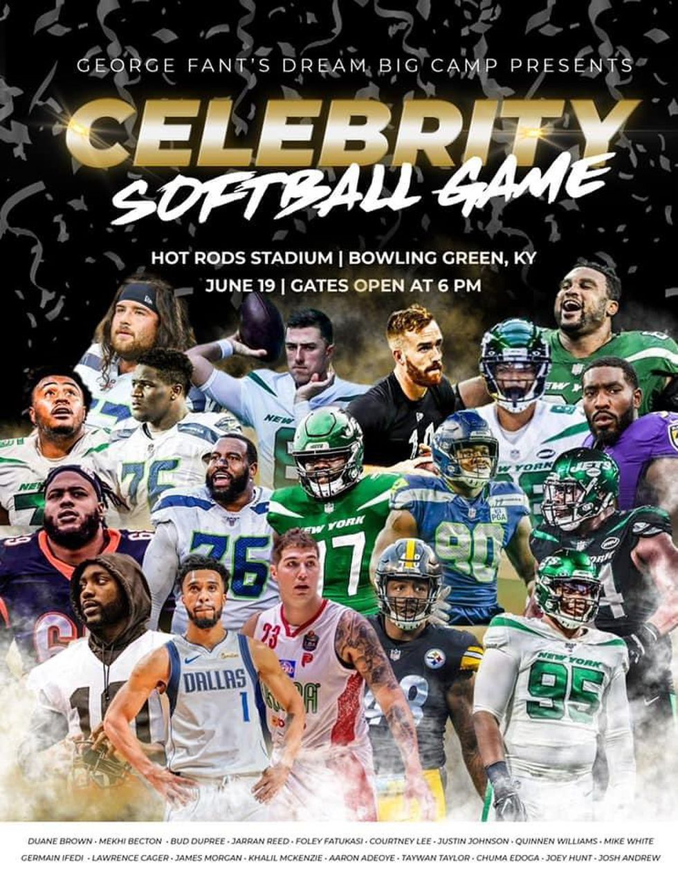 tickets-on-sale-for-george-fant's-celebrity-softball-game.
