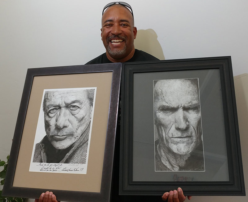 las-cruces-artist-hopes-celebrity-drawings-can-benefit-others