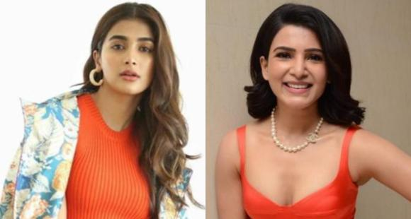 from-pooja-hegde-to-samantha-akkineni:-south-celebrities-who-looked-gorgeous-in-orange-outfits