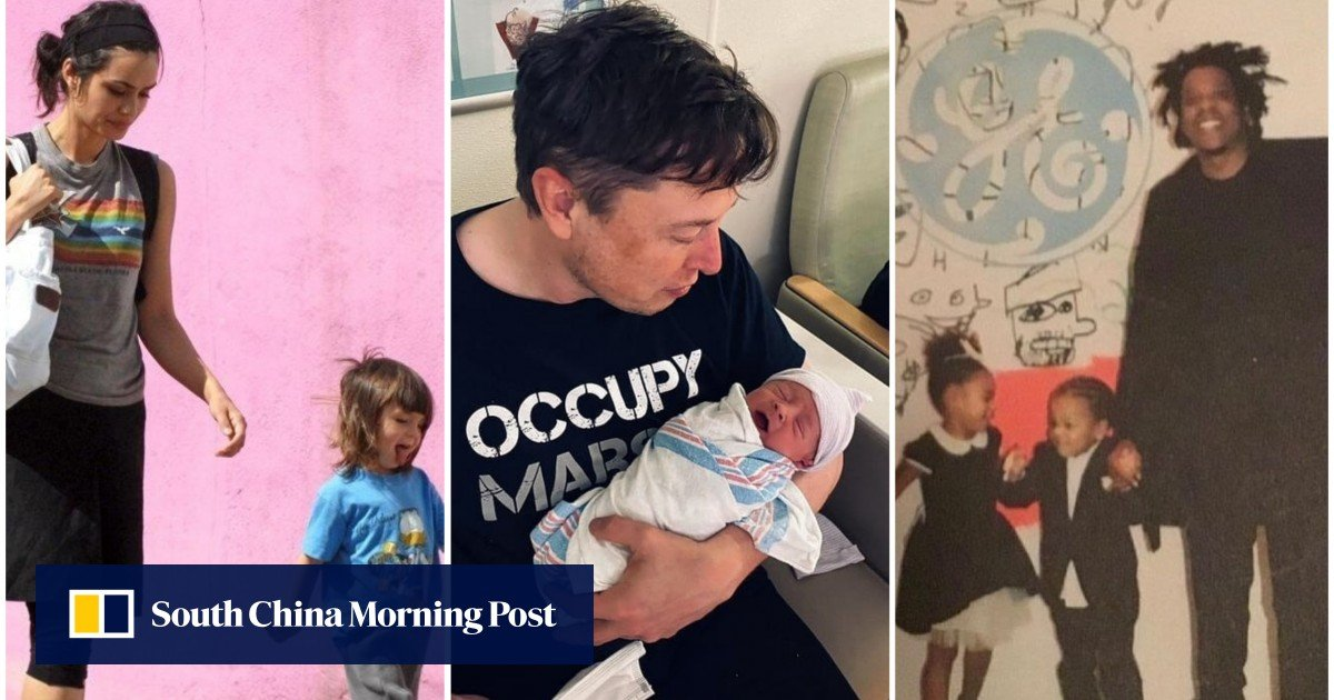 before-elon-musk's-x-ae-xii,-the-weirdest-celebrity-baby-names-from-zowie-bowie-to-jay-z-and-…