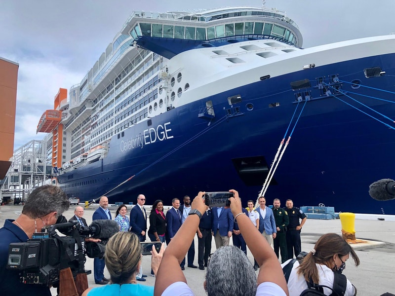 celebrity-edge-sets-sail-from-fort-lauderdale,-marking-cruise-industry-return-in-us
