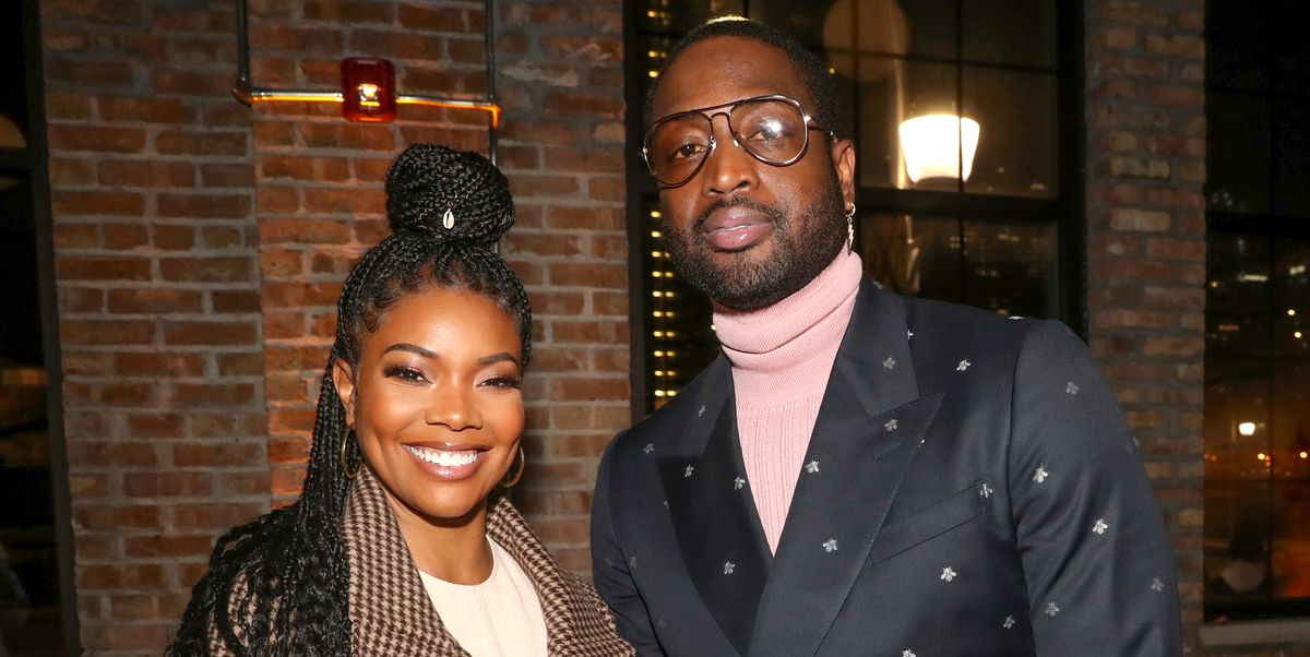 celebrities-can't-deal-with-gabrielle-union's-new-pda-instagrams-with-husband-dwyane-wade