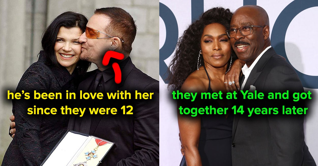 18-celebs-who-married-someone-they-knew-before-they-were-famous